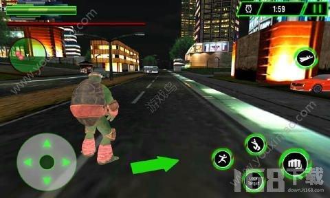 忍者神龟模拟器