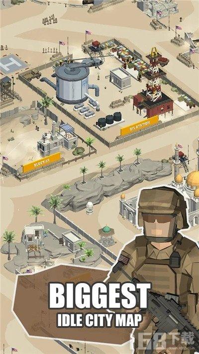 空闲战区3D