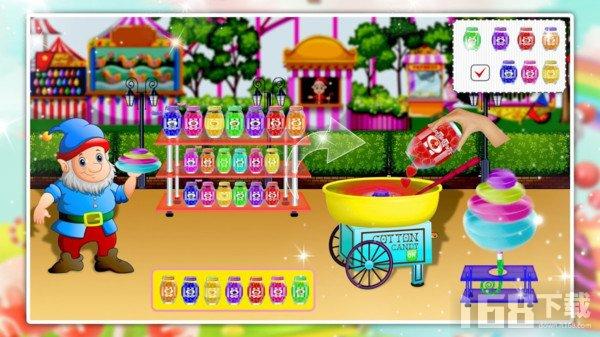 棉花糖模拟器