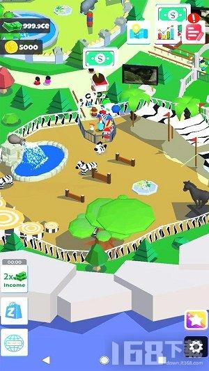 梦想动物园游戏