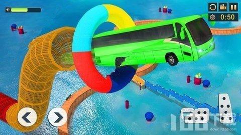 不可能的公交车驾驶