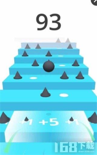 小球爬楼梯安卓版