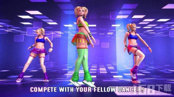 舞蹈女孩模拟器