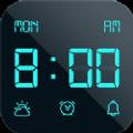 word clock手机屏保