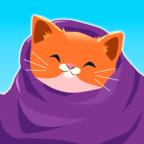 猫咪毛毯游戏
