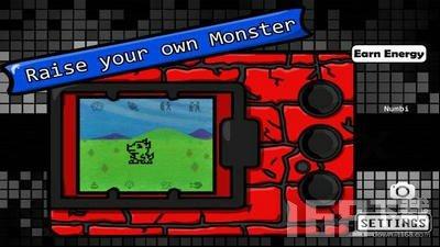 虚拟宠物怪兽