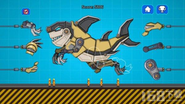 鲨鱼机器人2020