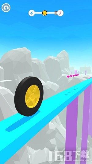 画个车胎快跑