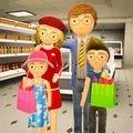 火柴人超市