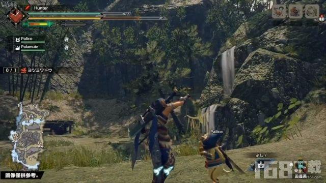 怪物猎人Rise实机演示公布 预计明年年初发售