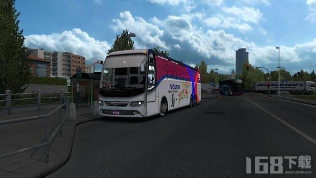 旅游运输巴士模拟器