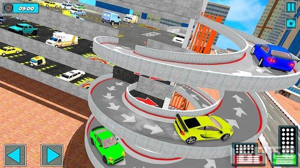 停车驾驶员模拟