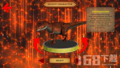 霸王龙模拟器3D