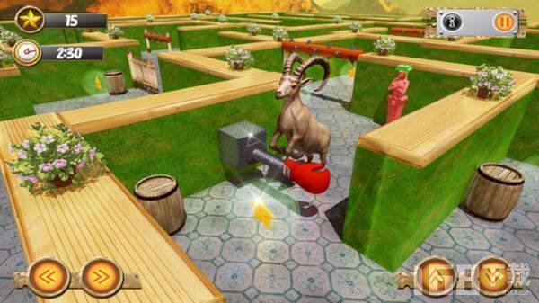 我的动物世界逃生游戏
