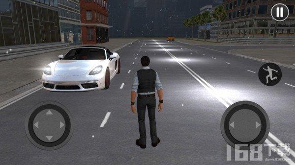 美国高速驾驶模拟器