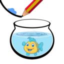 欢乐金鱼缸