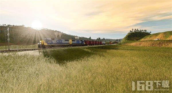 模拟火车2020手机版