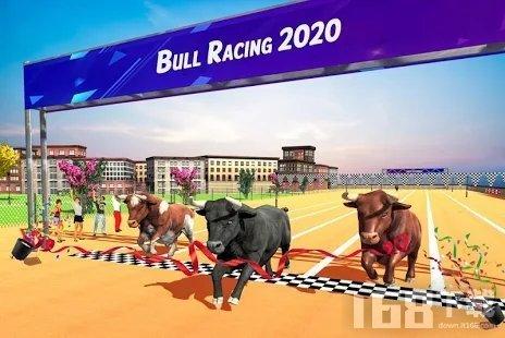 愤怒的公牛赛跑2020