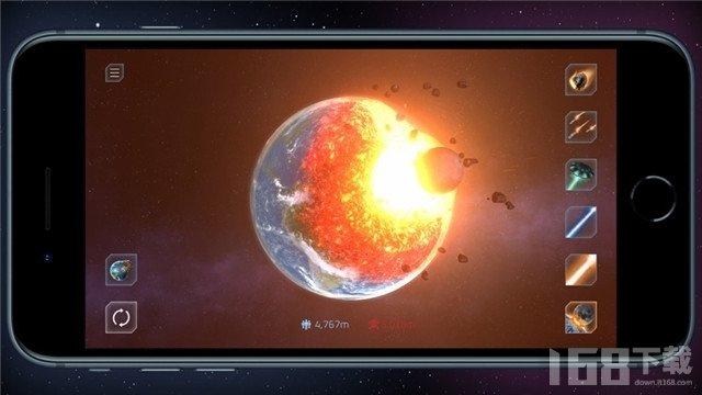 星球毁灭模拟器2020