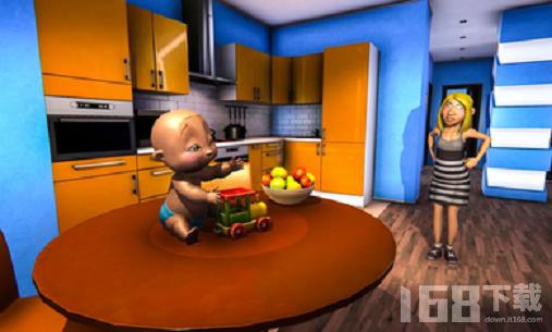 虚拟世界熊孩子模拟器