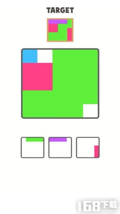 彩色折叠手游