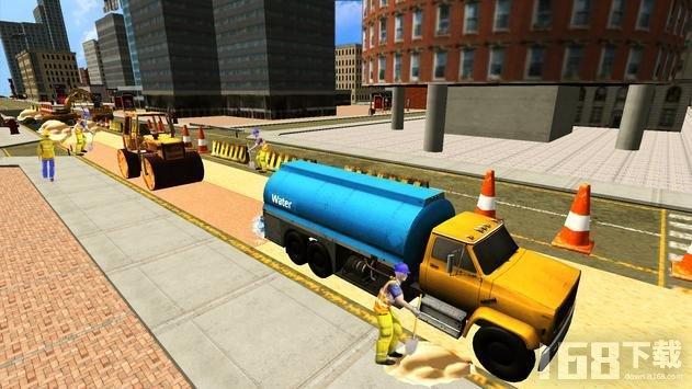 纽约市道路建设