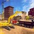 像素施工挖掘机2020