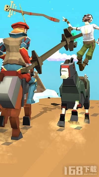 西部荒野骑士对决最新版