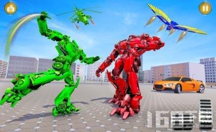 猎鹰变形机器人2020