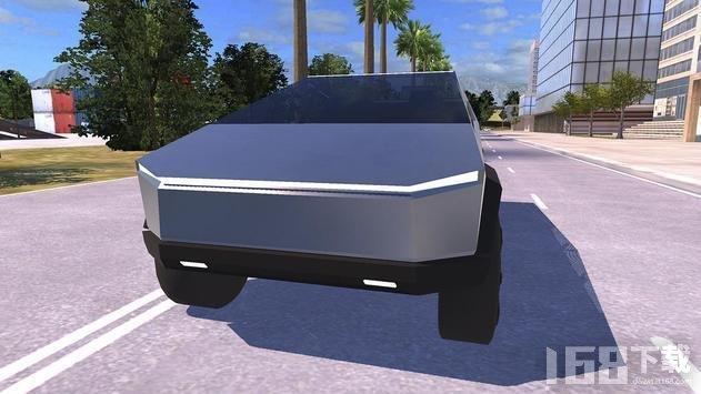 赛博跑车3D