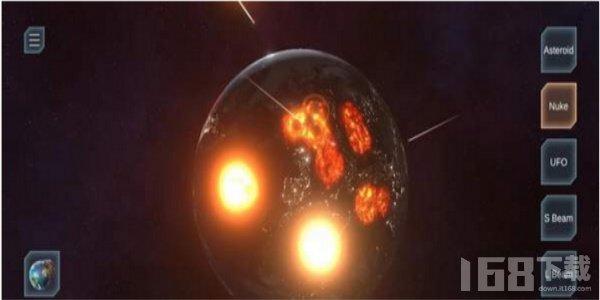 星球爆炸模拟器最新版本