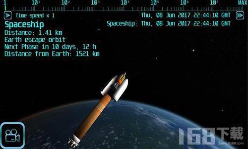 先进太空飞行