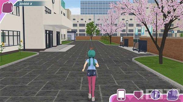 少女都市3d模拟器