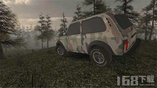 森林驾车最新版