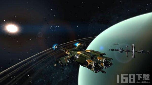 太空指挥官战争与贸易