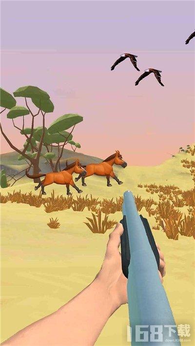 荒野狩猎大师