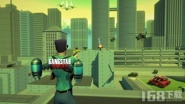 城市方块枪战
