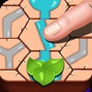 水管逻辑六字谜