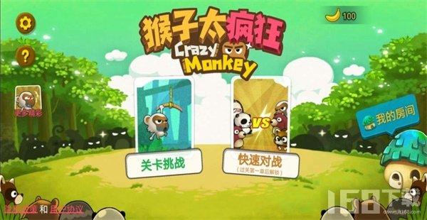 猴子太疯狂