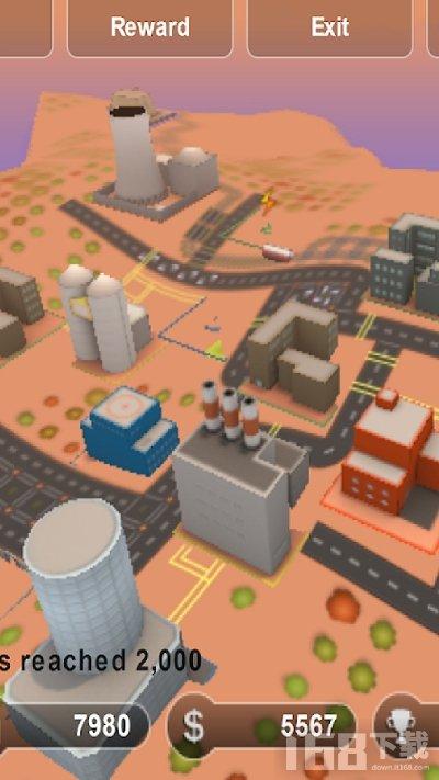 模拟城市天际线