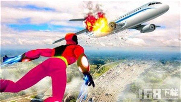 光速机器人超级英雄