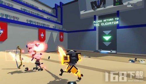 超级机器人大乱斗