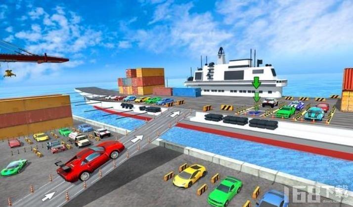 港口停车场