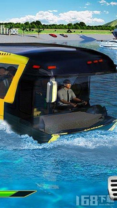 海上公交车模拟器