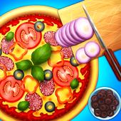 披萨烹饪厨房