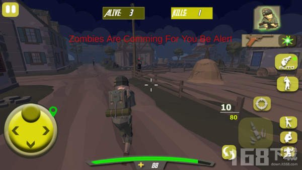 战地僵尸模拟器