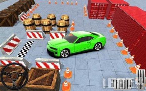 城市停车挑战赛