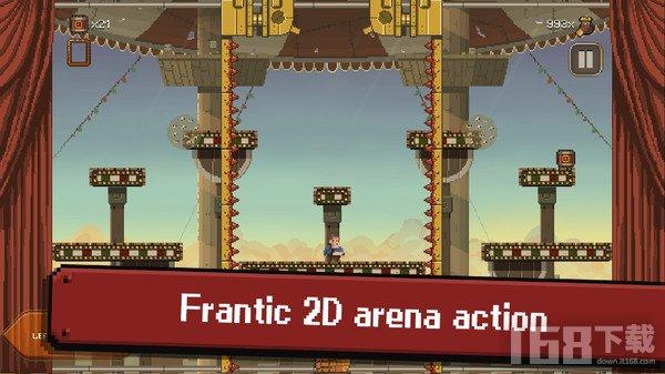 马戏团2020