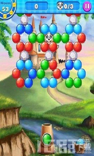 熊猫泡泡大战