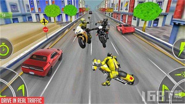 超级摩托赛车